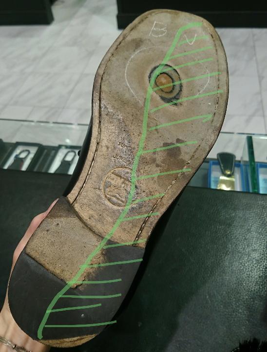 靴を洗います(仕上げ編)_b0226322_19372713.jpg
