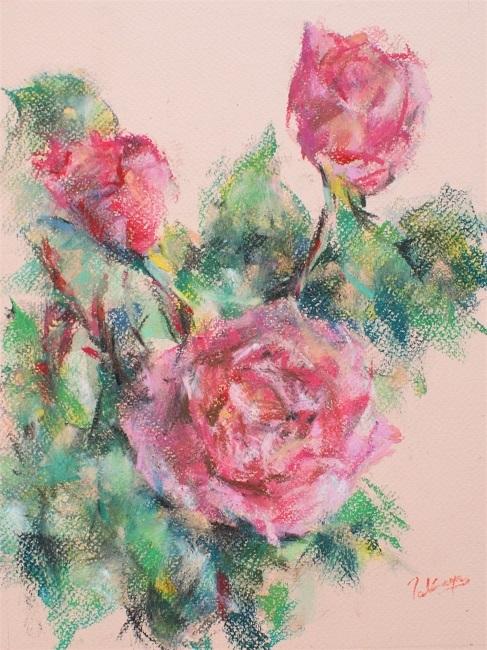 庭のバラ_c0236929_18475923.jpg