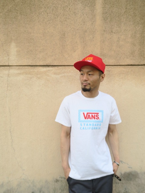 【VANS 】特集☆_e0169535_14320538.jpg