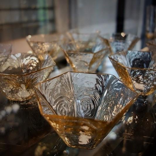 明日からは 「 津田清和 glass exhibition 」 はじまります_b0232919_17392525.jpg