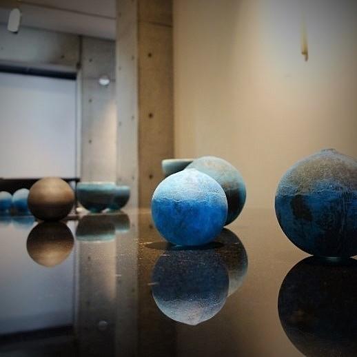 明日からは 「 津田清和 glass exhibition 」 はじまります_b0232919_17394654.jpg