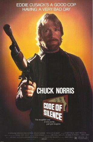 5月13日(土)入荷!1985年 MOVIE   CODE OF  SILENCE(野獣捜査線) CHUCK NORRIS Tシャツ!_c0144020_16365120.jpg