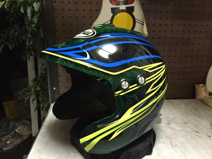 TLC 三浦ドライバー ヘルメット_e0196826_00505278.jpg