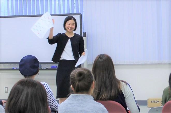 国際交流インストラクター演習において茨城大学の長田華子氏のワークショップを受講しました_c0167632_15000370.jpg