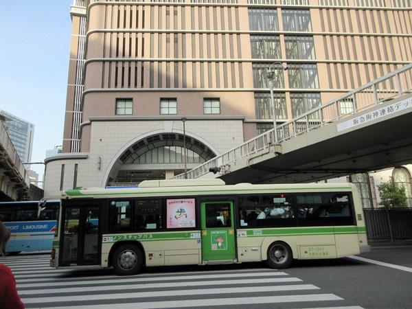 【2泊3日の関西旅行】⑤大阪駅(梅田)散歩のつづき_b0009849_1622449.jpg