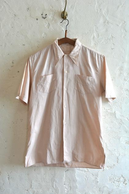 European Vintage short- sleeve shirt_f0226051_15554857.jpg