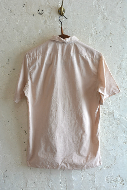 European Vintage short- sleeve shirt_f0226051_15555146.jpg