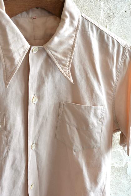 European Vintage short- sleeve shirt_f0226051_15555460.jpg