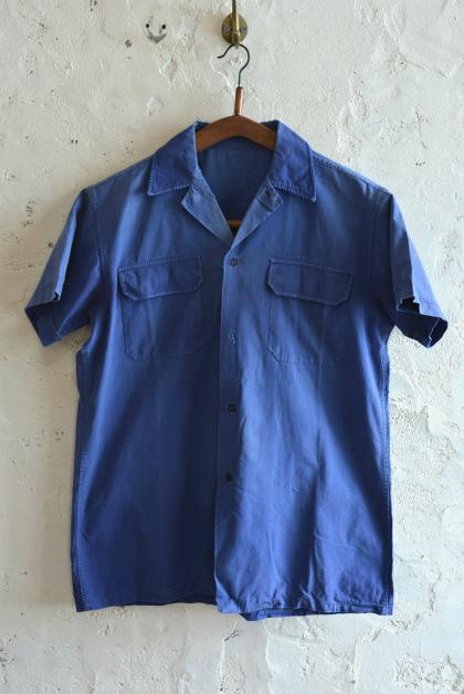 European Vintage short- sleeve shirt_f0226051_15562895.jpg