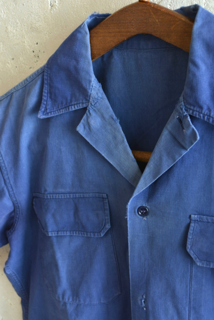 European Vintage short- sleeve shirt_f0226051_15563375.jpg