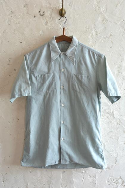 European Vintage short- sleeve shirt_f0226051_15570223.jpg