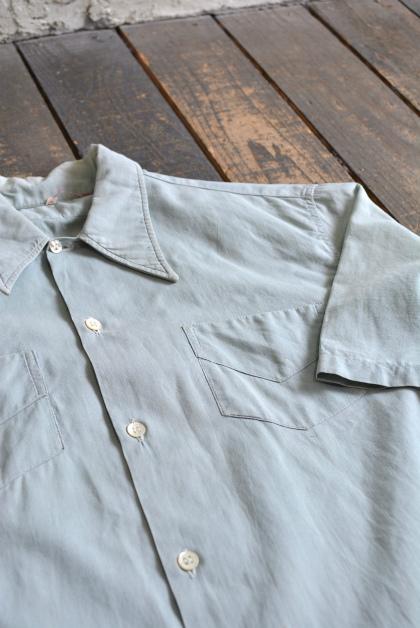 European Vintage short- sleeve shirt_f0226051_15570899.jpg