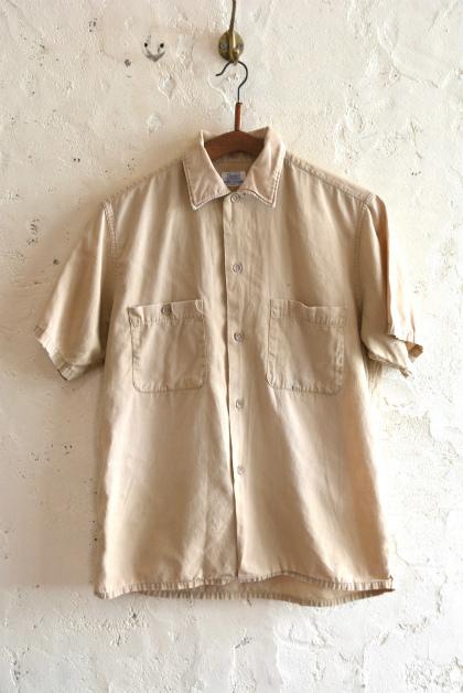 European Vintage short- sleeve shirt_f0226051_15573666.jpg