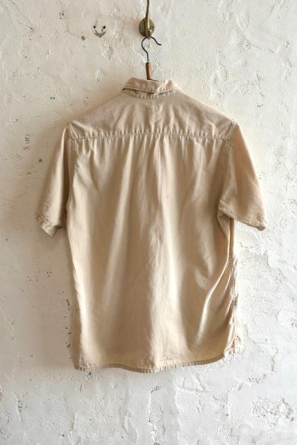 European Vintage short- sleeve shirt_f0226051_15573948.jpg