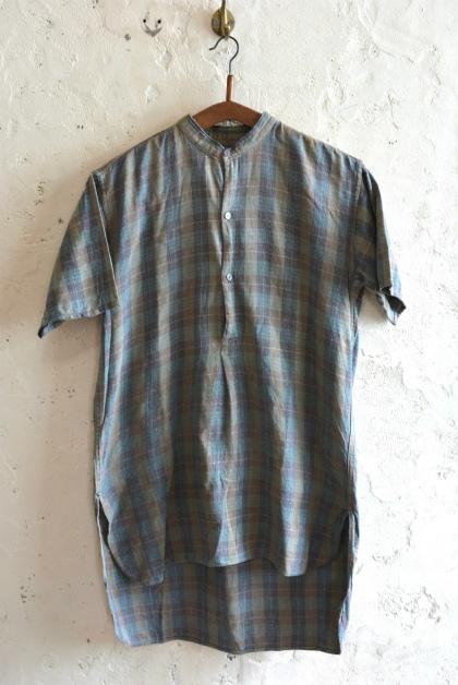 European Vintage short- sleeve shirt_f0226051_16250356.jpg