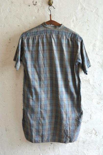 European Vintage short- sleeve shirt_f0226051_16250637.jpg