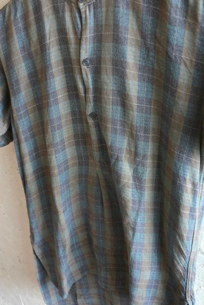European Vintage short- sleeve shirt_f0226051_16250974.jpg
