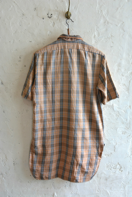 European Vintage short- sleeve shirt_f0226051_16251417.jpg