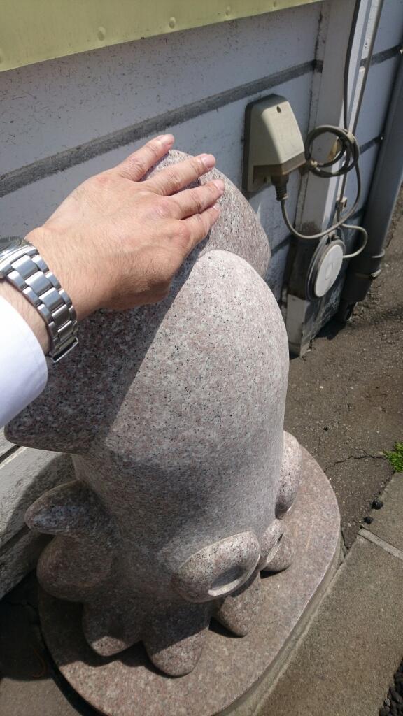 いかモニュメント、函館新パワースポット_b0106766_13213336.jpg