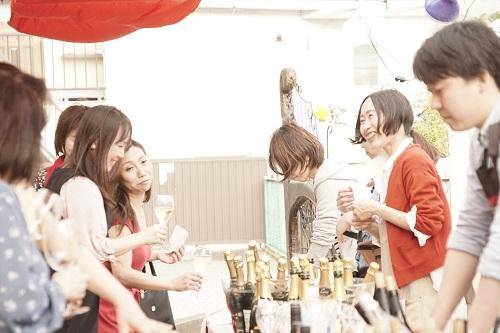 笑顔・笑顔の Wine Bar Mishima _b0016474_20564412.jpg