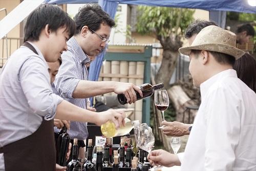 笑顔・笑顔の Wine Bar Mishima _b0016474_20565610.jpg