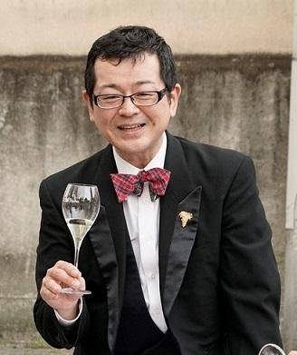 笑顔・笑顔の Wine Bar Mishima _b0016474_2184829.jpg