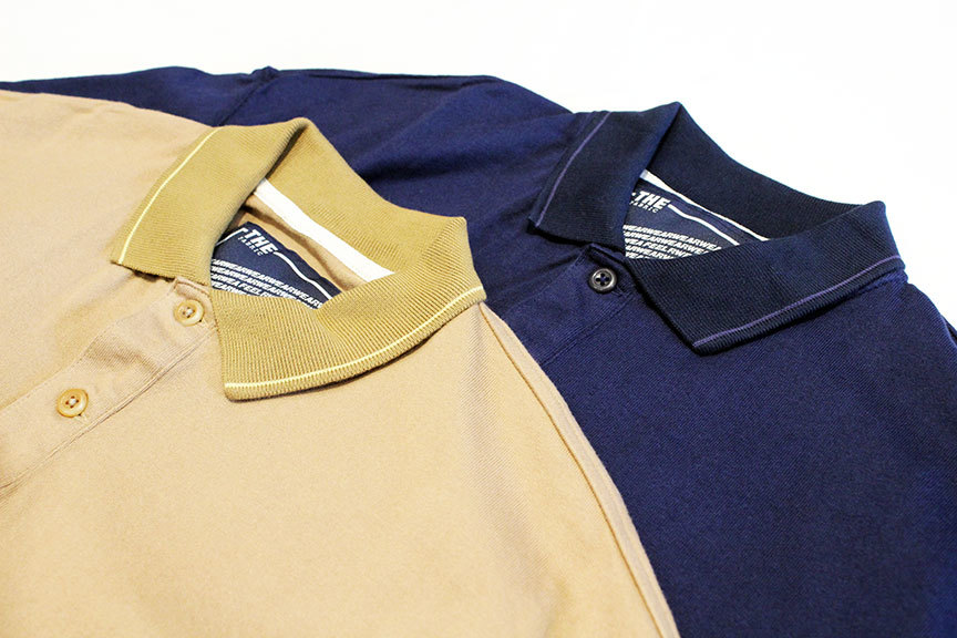 "THE FABRIC (ザ・ファブリック) "" TIGER POLO SHIRTS \""_b0122806_12494150.jpg"