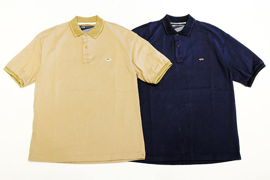"THE FABRIC (ザ・ファブリック) "" TIGER POLO SHIRTS \""_b0122806_12494494.jpg"