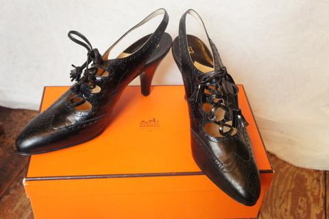 Hermes Leather Sandal_f0144612_12423033.jpg