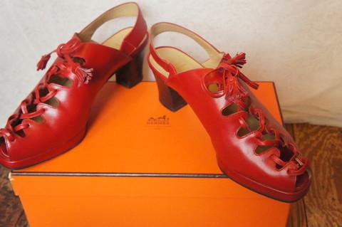 Hermes Leather Sandal_f0144612_12423084.jpg
