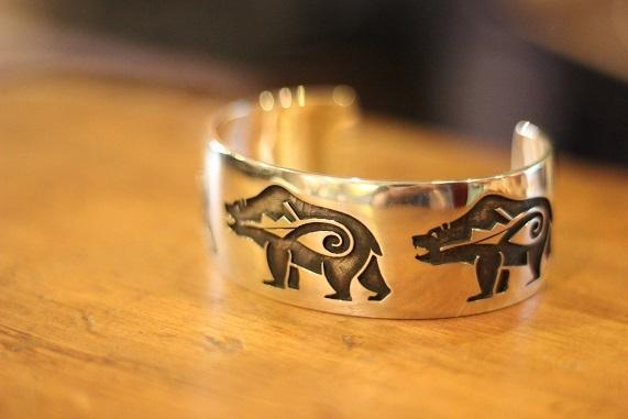 "\""HOPI\"" & \""NAVAJO\"" Indian Jewellery ご紹介_f0191324_08191878.jpg"
