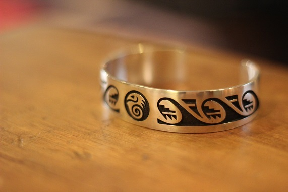 """HOPI\"" & \""NAVAJO\"" Indian Jewellery ご紹介_f0191324_08192605.jpg"