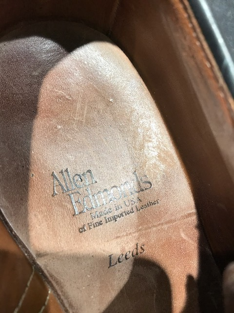 大切な靴、オールソールするなら、、、_f0374162_10383188.jpg