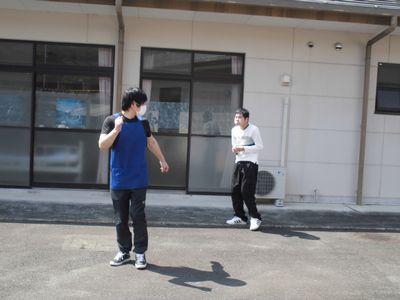 5/12 朝の活動_a0154110_9481426.jpg