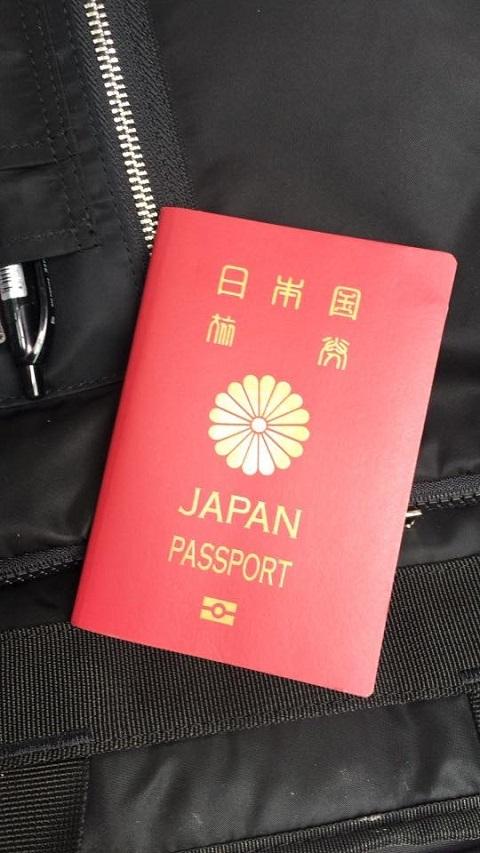 /// あなたのパスポートは大丈夫? 「〇〇と一緒に保管しないで」外務省が注意喚起 ///_f0112434_16272483.jpg
