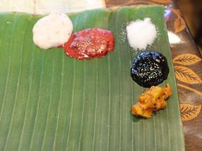 ケララバワンで手食の会、サッディヤパーティーを開催してみた_c0030645_2119681.jpg