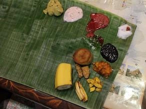 ケララバワンで手食の会、サッディヤパーティーを開催してみた_c0030645_21205756.jpg