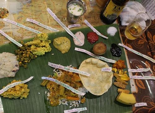 ケララバワンで手食の会、サッディヤパーティーを開催してみた_c0030645_21323769.jpg