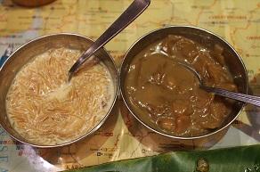 ケララバワンで手食の会、サッディヤパーティーを開催してみた_c0030645_21543012.jpg