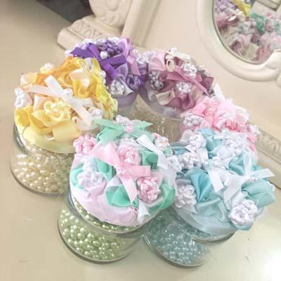 Princess ribbon Treat Jar♪_f0017548_08051267.jpg