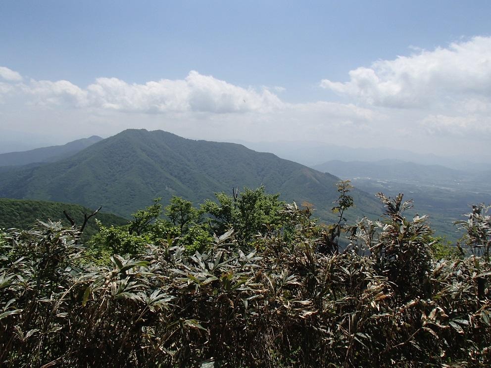 皆ガ山(1.159m)登山_d0007657_16420315.jpg