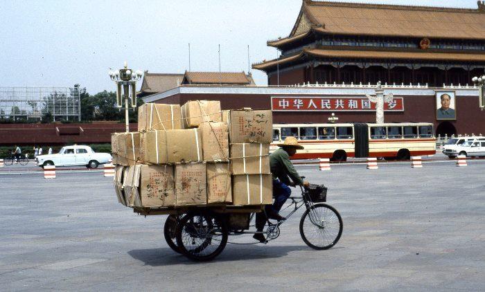 1986年の北京の街道光景_c0182775_140568.jpg