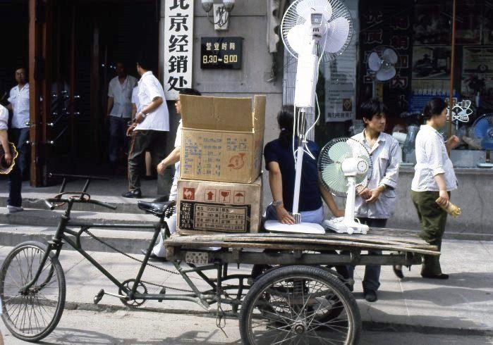 1986年の北京の街道光景_c0182775_1450983.jpg