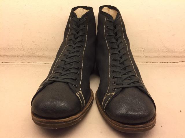 5月17日(水)大阪店ヴィンテージ&スニーカー入荷!#1 VintageSneaker編!20~30\'sBlackHi&ChuckTaylor!!_c0078587_19483969.jpg