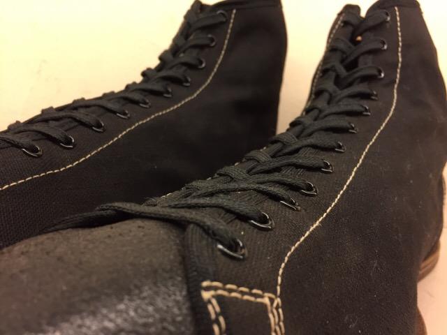 5月17日(水)大阪店ヴィンテージ&スニーカー入荷!#1 VintageSneaker編!20~30\'sBlackHi&ChuckTaylor!!_c0078587_194952100.jpg