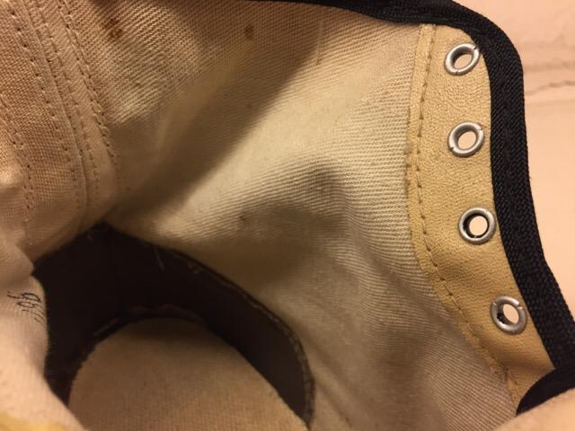 5月17日(水)大阪店ヴィンテージ&スニーカー入荷!#1 VintageSneaker編!20~30\'sBlackHi&ChuckTaylor!!_c0078587_1950119.jpg