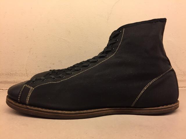 5月17日(水)大阪店ヴィンテージ&スニーカー入荷!#1 VintageSneaker編!20~30\'sBlackHi&ChuckTaylor!!_c0078587_19511081.jpg