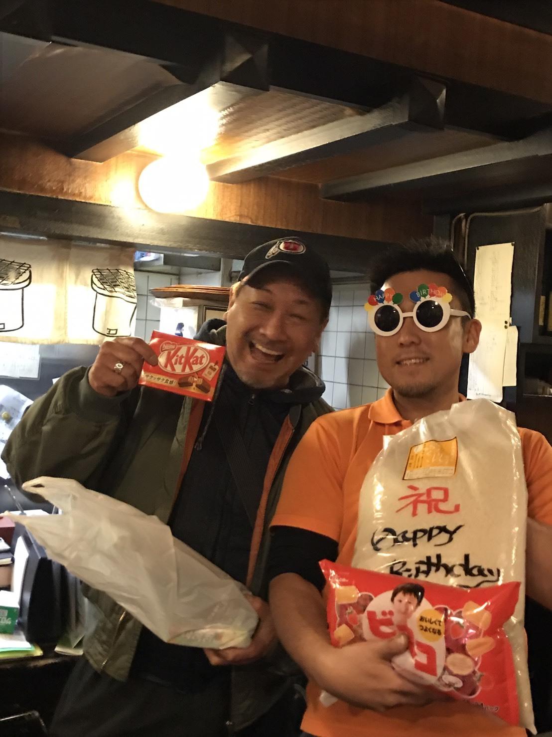 5月15日(月)TOMMY BASE ともみブログ☆合同誕生日会特別篇!!_b0127002_11195811.jpg