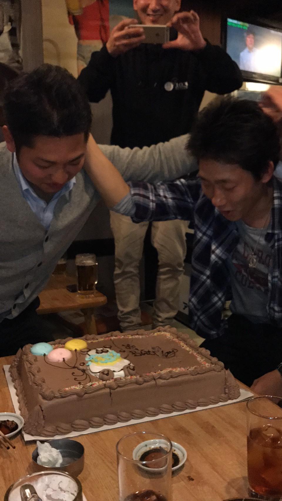 5月15日(月)TOMMY BASE ともみブログ☆合同誕生日会特別篇!!_b0127002_11243487.jpg