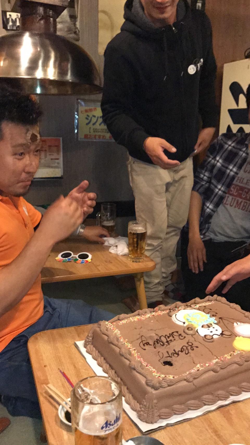 5月15日(月)TOMMY BASE ともみブログ☆合同誕生日会特別篇!!_b0127002_11251755.jpg